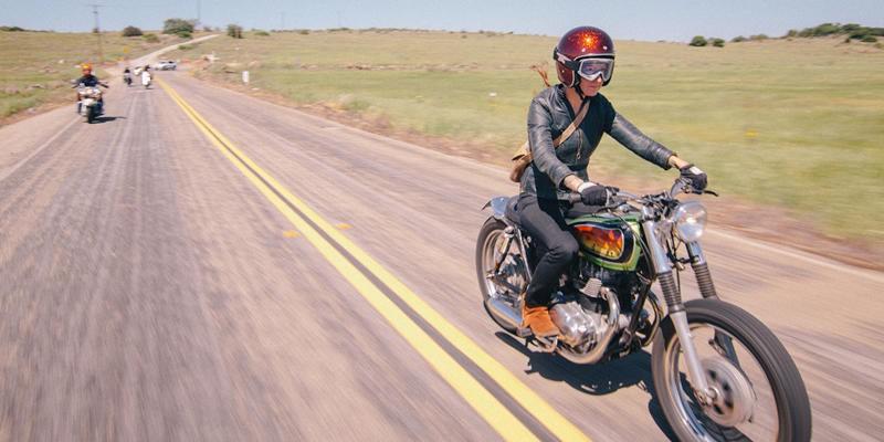 Comment je me suis découverte une passion pour la moto ?