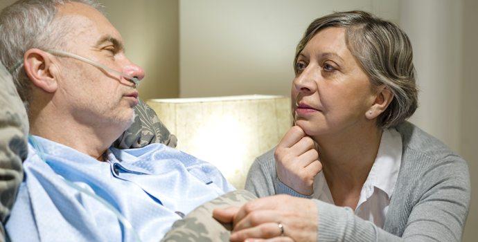 Comment se préparer à la mort d'un proche ?