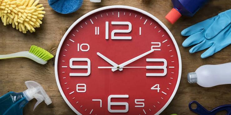 Femme de ménage : comment calculer le temps de ménage ?