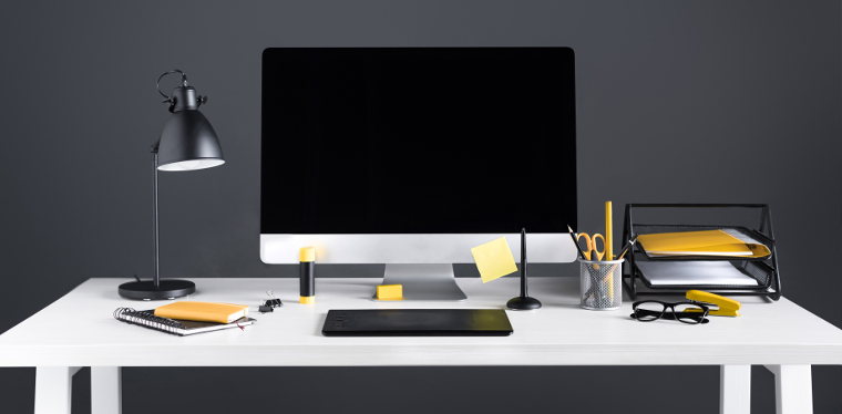 Organiser son espace de travail pour être plus efficace